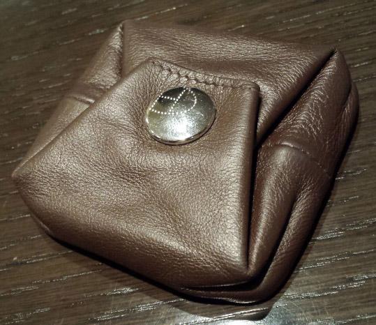 HERMES coin case