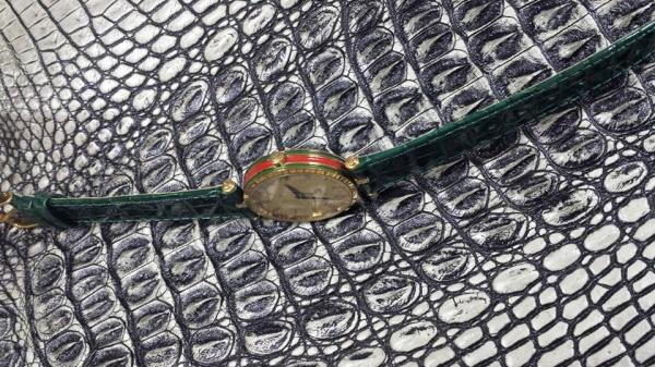 ヴィンテージGUCCIの時計ベルトオーダー