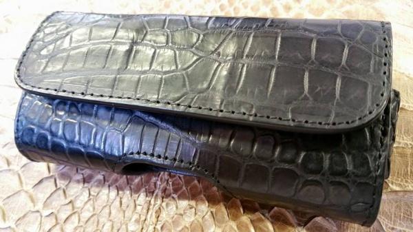 折り畳み(ガラケイ)携帯ケース/腰ベルト用