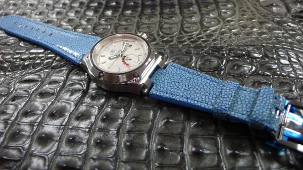 イタリア製高級時計 Dino Zei/ガルーシャ/オーダーメイド/本体,尾錠磨き直し/オーバーホール(分解洗浄)