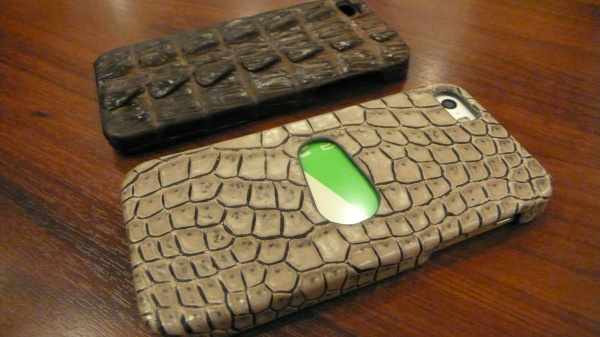 Cell cover/crocodile OrderMade