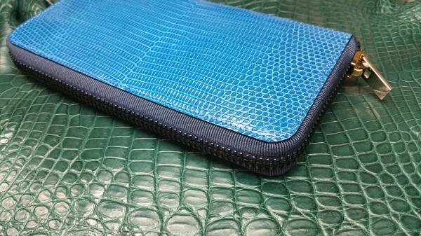 wallet|FULL BRIDGEはクロコダイルやガルーシャ等を使った革製品のオーダーメイドを得意とするデザイナーズブランドです。