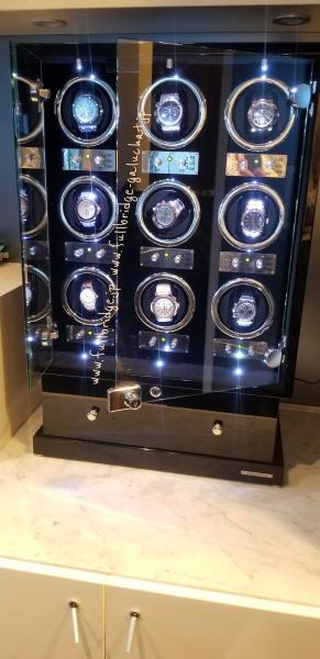 Winding machine・最高級ワインディングマシーン・ユーロパッション/納品/どこよりも特価出します