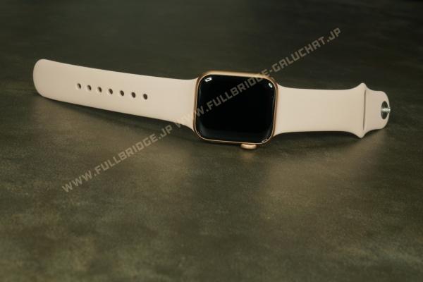 Apple Watch アップルウォッチ ガラスコーティング施工しました